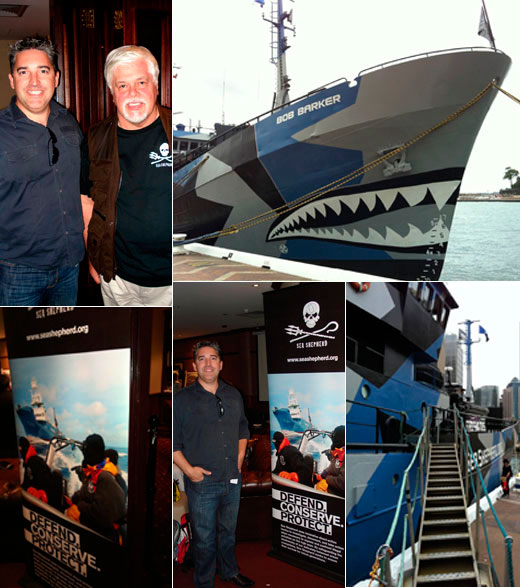 sea shepherd and Paul Watson